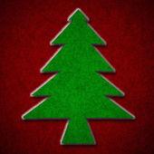 Kerstmis papier achtergrondstructuur — Stockfoto