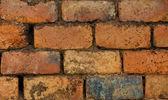 Fond de texture de mur de brique — Photo