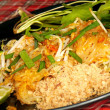 Thai food Pad thai — Foto Stock #31288675