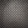 Seamless steel diamond plate — Stock Photo #36116245
