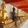 Buddha, Wat Pho thailand — Stock Photo