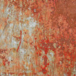 Grunge crack cement wall for background — Stockfoto