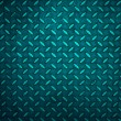 Seamless steel diamond plate — Stock Photo
