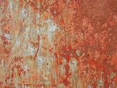 Grunge 裂缝水泥墙的背景 — 图库照片