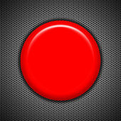 Web button design on gray background — Foto de Stock