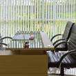 Chief executive desk — Stock Photo