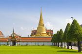 Wat pra kaew, grand palace, Thajsko — Stock fotografie