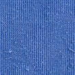 Blue shabby cloth — Stock Photo