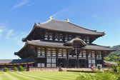 Todai-ji temple, Japan — Foto Stock