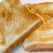 Crusty bread or toast — Stock Photo #37602381