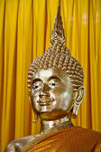 Buddha image face — Stock Photo