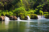 Waterfall in Thailand — Stock Photo