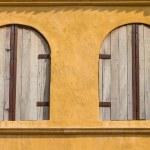 Old window — Stock Photo #38924037