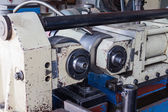 Thread rolling machine — Stockfoto