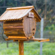 Birdhouse — Stockfoto #40922909