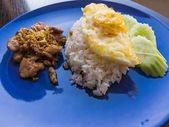 Thai style lunch — Stockfoto
