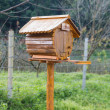 Birdhouse — Foto Stock #40967941