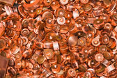 Scrapheap of copper — Photo