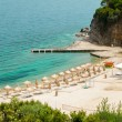 Bahibeach, Sithonia, Greece — Stock Photo #40486403