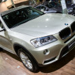 BMW X3 xDrive20d — Stock Photo