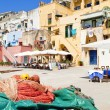 Corricella, Procida Isle, Italy - Stock Photo