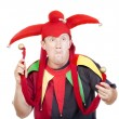 Stock Photo: Jester