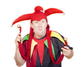 Jester — Stock Photo
