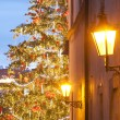 Prague christmas — Stock Photo
