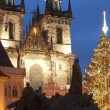 Prague christmas market — Stock Photo #19792233