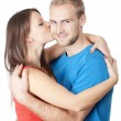 Happy young couple — Stock Photo #20380197