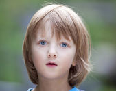 Portrait of a Boy — Stockfoto