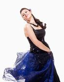 Opera Singer Performing — Foto Stock