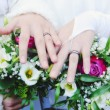 Stock Photo: LesbiWedding