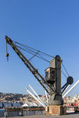 Old crane — Stock Photo