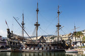 Neptun galleon — Stockfoto