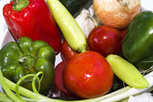 Vegetables Closeup — Stock Photo
