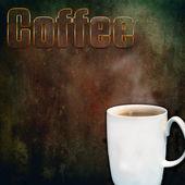 Illustrazione di caffè — Foto Stock