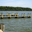 Stock Photo: Boating Docks and Piers