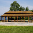 Large Gazebo — Stock Photo