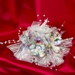 Crystal Corsage — Stock Photo