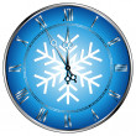Clock — Stock Vector #11857129