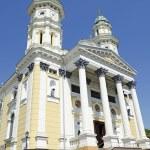 Uzhhorod Greek Catholic Cathedral — Stock Photo #11902212