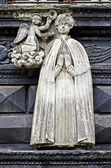 The sculpture of St. Florian — Stock Photo