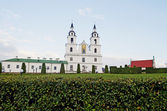 Cathedral of Holy Spirit in Minsk — Stock Photo