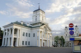 Minsk rådhuset — Stockfoto
