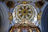 Interior of St. Andrew's church in Kiev — Stock Photo