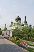 Church of the Intercession — Stock Photo