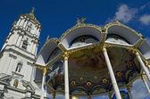 Belfry in Pochaev Lavra — Stock Photo