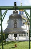 Bell in Pochaev Lavra — Stock Photo