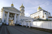 Entrance in the Holy Dormition Pochaev Lavra — Foto Stock